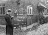 SJ869119A, Ordnance Survey Revision Point photograph in Greater Manchester