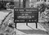 SJ869168B, Ordnance Survey Revision Point photograph in Greater Manchester