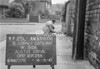 SJ859125L, Ordnance Survey Revision Point photograph in Greater Manchester