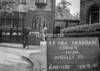 SJ849186A, Ordnance Survey Revision Point photograph in Greater Manchester