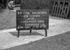 SJ869107A, Ordnance Survey Revision Point photograph in Greater Manchester