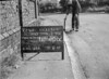 SJ869196A, Ordnance Survey Revision Point photograph in Greater Manchester
