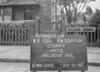 SJ859113A, Ordnance Survey Revision Point photograph in Greater Manchester