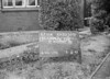 SJ859285K, Ordnance Survey Revision Point photograph in Greater Manchester