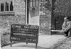 SJ869296L, Ordnance Survey Revision Point photograph in Greater Manchester