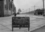 SJ869228C, Ordnance Survey Revision Point photograph in Greater Manchester