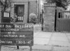 SJ849131A, Ordnance Survey Revision Point photograph in Greater Manchester