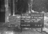 SJ849277A, Ordnance Survey Revision Point photograph in Greater Manchester