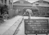 SJ849161L, Ordnance Survey Revision Point photograph in Greater Manchester