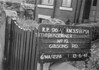SJ879196A, Ordnance Survey Revision Point photograph in Greater Manchester
