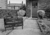 SJ869296A, Ordnance Survey Revision Point photograph in Greater Manchester