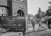 SJ859124K, Ordnance Survey Revision Point photograph in Greater Manchester