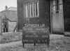 SJ869233B, Ordnance Survey Revision Point photograph in Greater Manchester