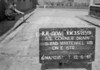 SJ859100A, Ordnance Survey Revision Point photograph in Greater Manchester