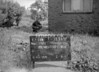SJ849229A, Ordnance Survey Revision Point photograph in Greater Manchester