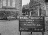 SJ859198L, Ordnance Survey Revision Point photograph in Greater Manchester