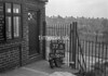 SJ879237B, Ordnance Survey Revision Point photograph in Greater Manchester