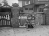 SJ849167W, Ordnance Survey Revision Point photograph in Greater Manchester