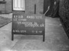 SJ859255B, Ordnance Survey Revision Point photograph in Greater Manchester