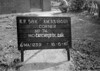 SJ869158K, Ordnance Survey Revision Point photograph in Greater Manchester