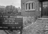 SJ849208B2, Ordnance Survey Revision Point photograph in Greater Manchester