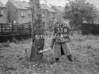 SJ859133W, Ordnance Survey Revision Point photograph in Greater Manchester