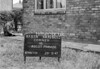 SJ869287A, Ordnance Survey Revision Point photograph in Greater Manchester