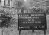 SJ869106K, Ordnance Survey Revision Point photograph in Greater Manchester