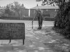 SJ869251B, Ordnance Survey Revision Point photograph in Greater Manchester