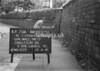 SJ879179A, Ordnance Survey Revision Point photograph in Greater Manchester