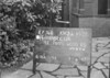 SJ859276C, Ordnance Survey Revision Point photograph in Greater Manchester