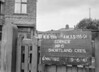 SJ859181A, Ordnance Survey Revision Point photograph in Greater Manchester