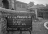 SJ879110B, Ordnance Survey Revision Point photograph in Greater Manchester