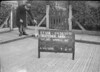 SJ859285A, Ordnance Survey Revision Point photograph in Greater Manchester