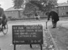 SJ859134A, Ordnance Survey Revision Point photograph in Greater Manchester