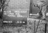 SJ899882A, Ordnance Survey Revision Point photograph in Greater Manchester