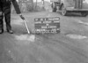 SJ919885A, Ordnance Survey Revision Point photograph in Greater Manchester