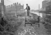 SJ899729W, Ordnance Survey Revision Point photograph in Greater Manchester