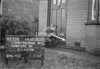 SJ909839B, Ordnance Survey Revision Point photograph in Greater Manchester