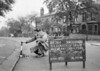 SJ899909A, Ordnance Survey Revision Point photograph in Greater Manchester