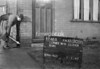 SJ909848B, Ordnance Survey Revision Point photograph in Greater Manchester