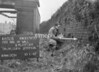 SJ919902B, Ordnance Survey Revision Point photograph in Greater Manchester