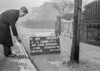 SJ919790A, Ordnance Survey Revision Point photograph in Greater Manchester