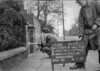 SJ909733B, Ordnance Survey Revision Point photograph in Greater Manchester