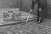 SJ929756A, Ordnance Survey Revision Point photograph in Greater Manchester