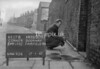 SJ909717B, Ordnance Survey Revision Point photograph in Greater Manchester