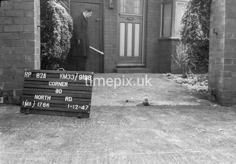 SJ919882A, Ordnance Survey Revision Point photograph in Greater Manchester