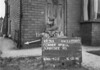SJ899991A, Ordnance Survey Revision Point photograph in Greater Manchester
