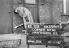SJ919816B, Ordnance Survey Revision Point photograph in Greater Manchester