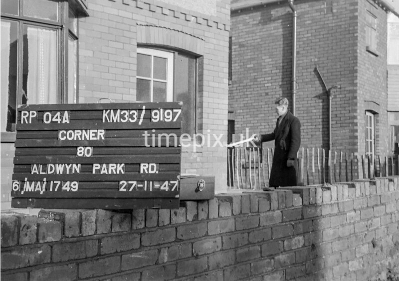 SJ919704A2, Ordnance Survey Revision Point photograph in Greater Manchester